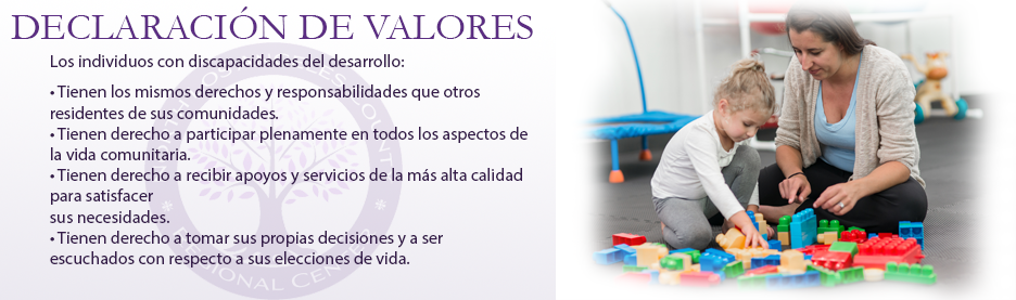 Values - Spanish