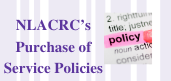 NLACRC's Purchase of Service Policies